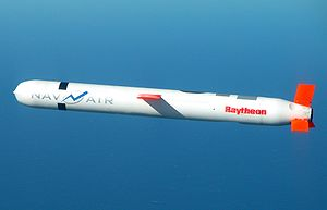 Tomahawk Block IV cruise missile -crop